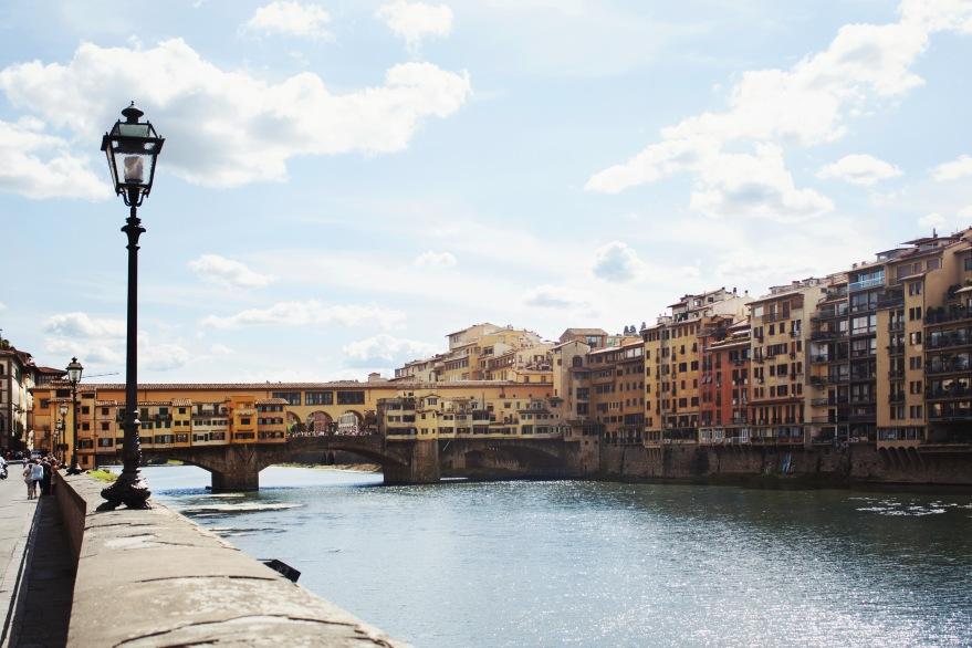 Florence - ville et eau