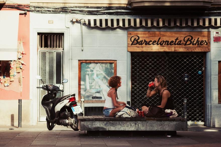Barcelona - apero