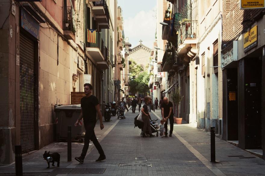 Barcelona - casual