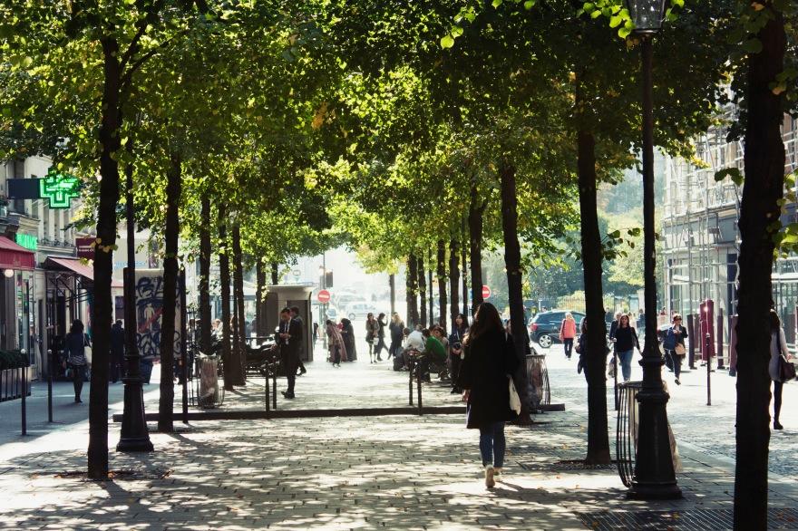 Paris - downtown