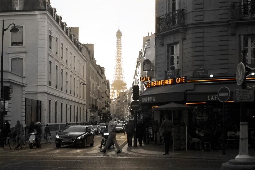 Paris - Eiffel