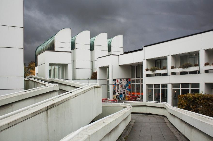 Berlin - Gropius, Bauhaus