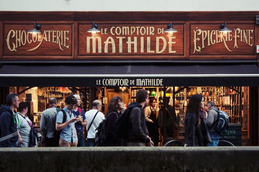Paris - mathilde