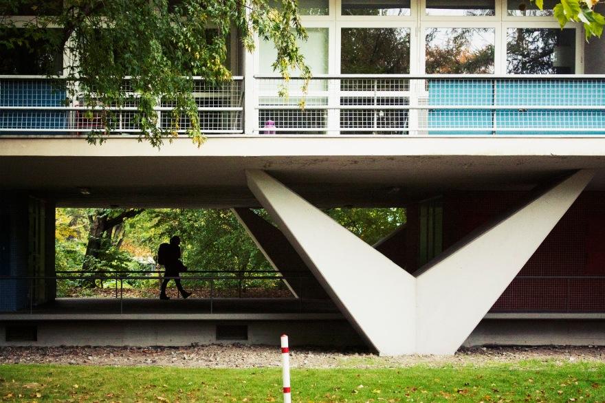 Berlin - Oscar Niemeyer