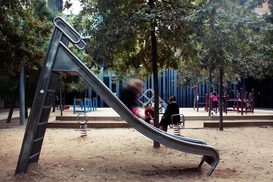 Barcelona - playground