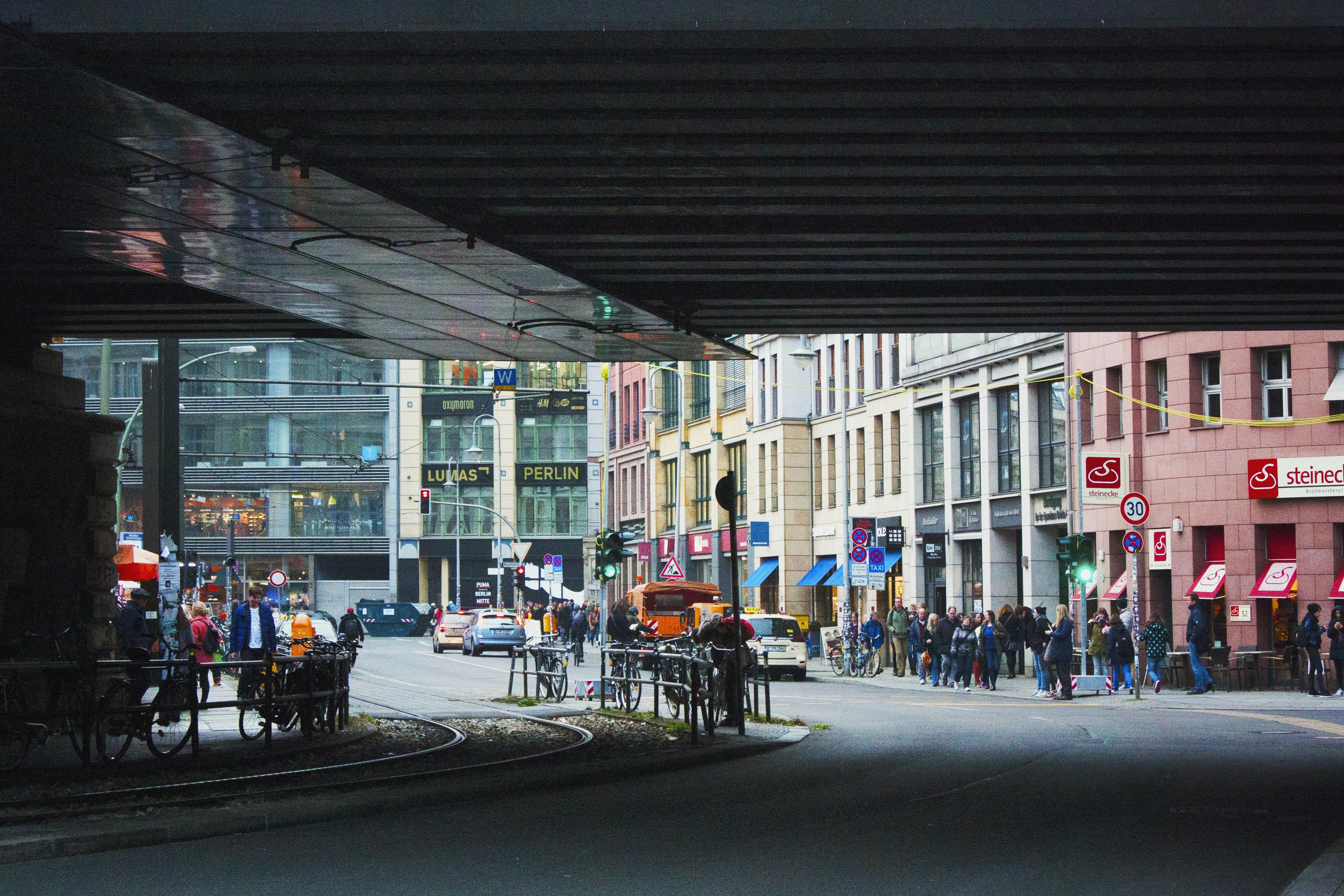 Berlin - see trough