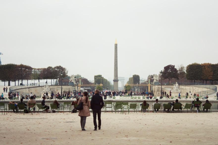 Paris - tuileries