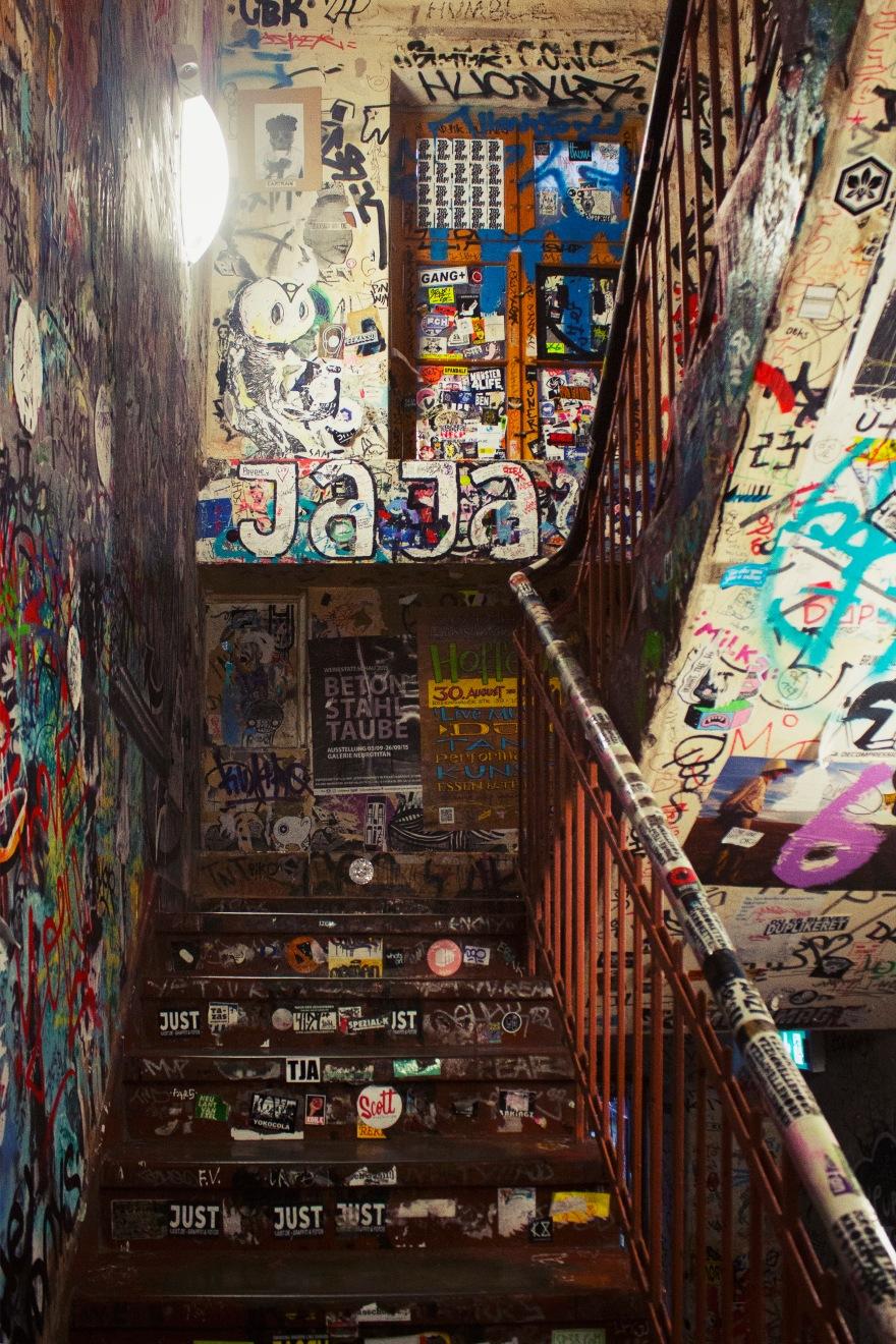 Berlin - Upstairs