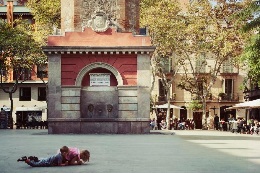 Barcelona - villa de gracia