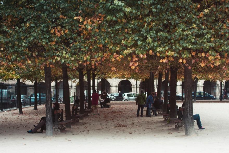 Paris - Vosges