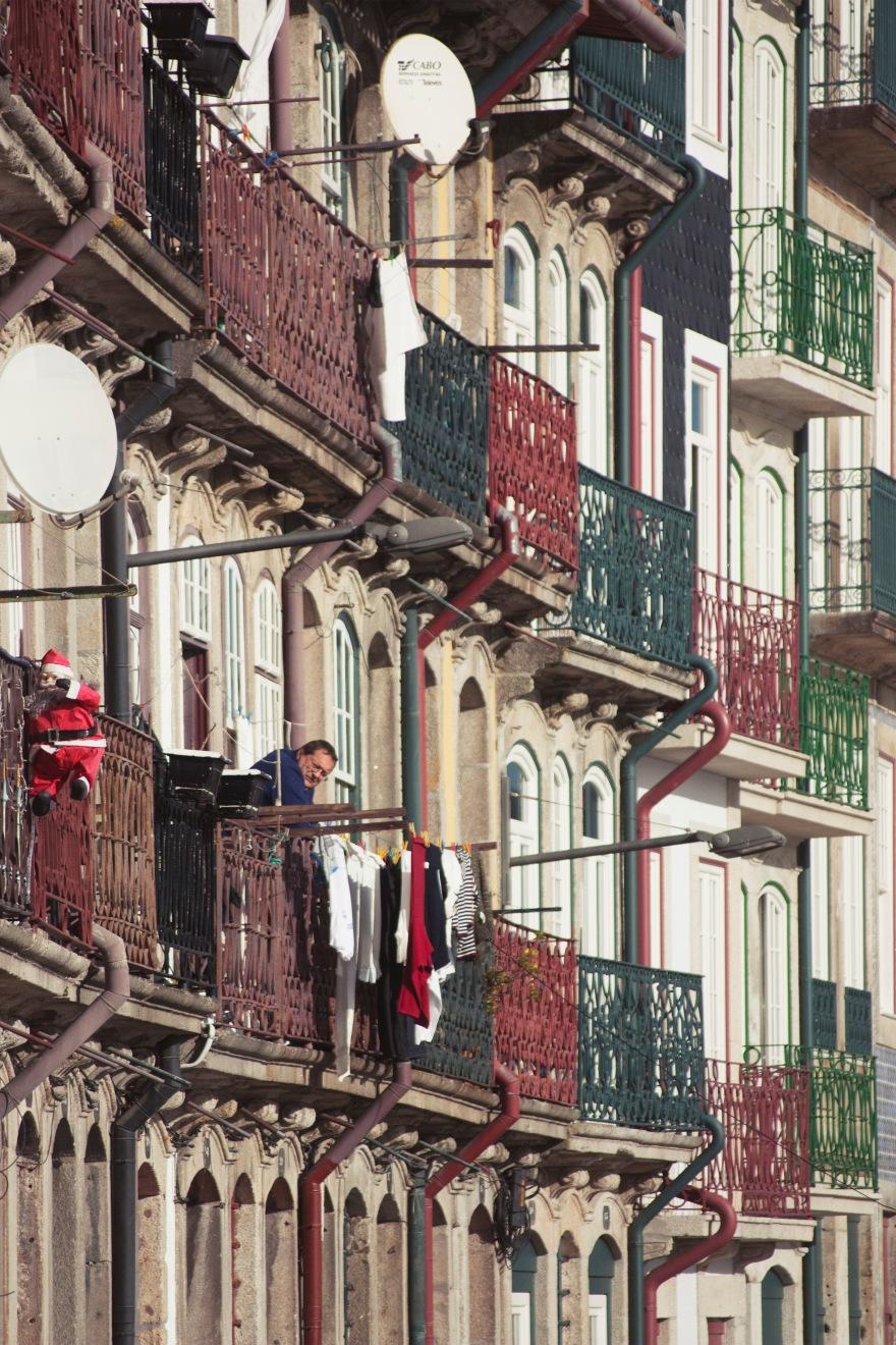 Porto - balconies