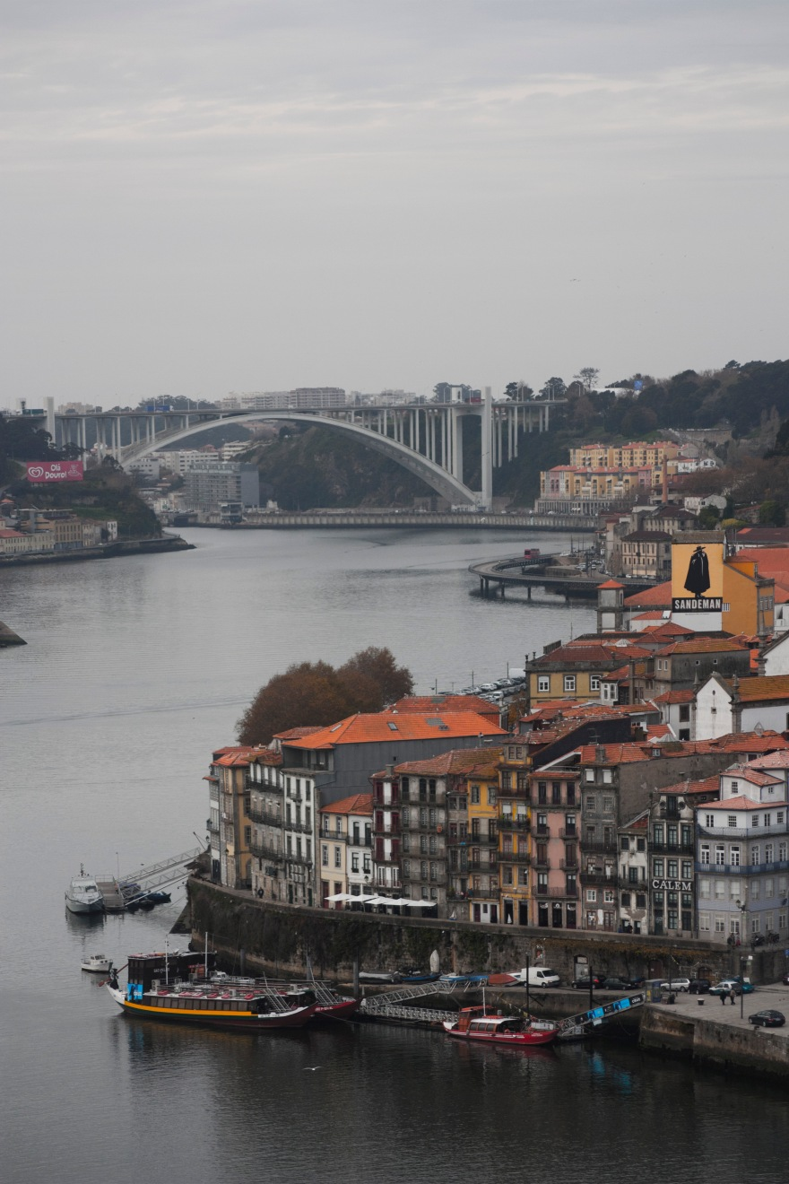 Porto - connections
