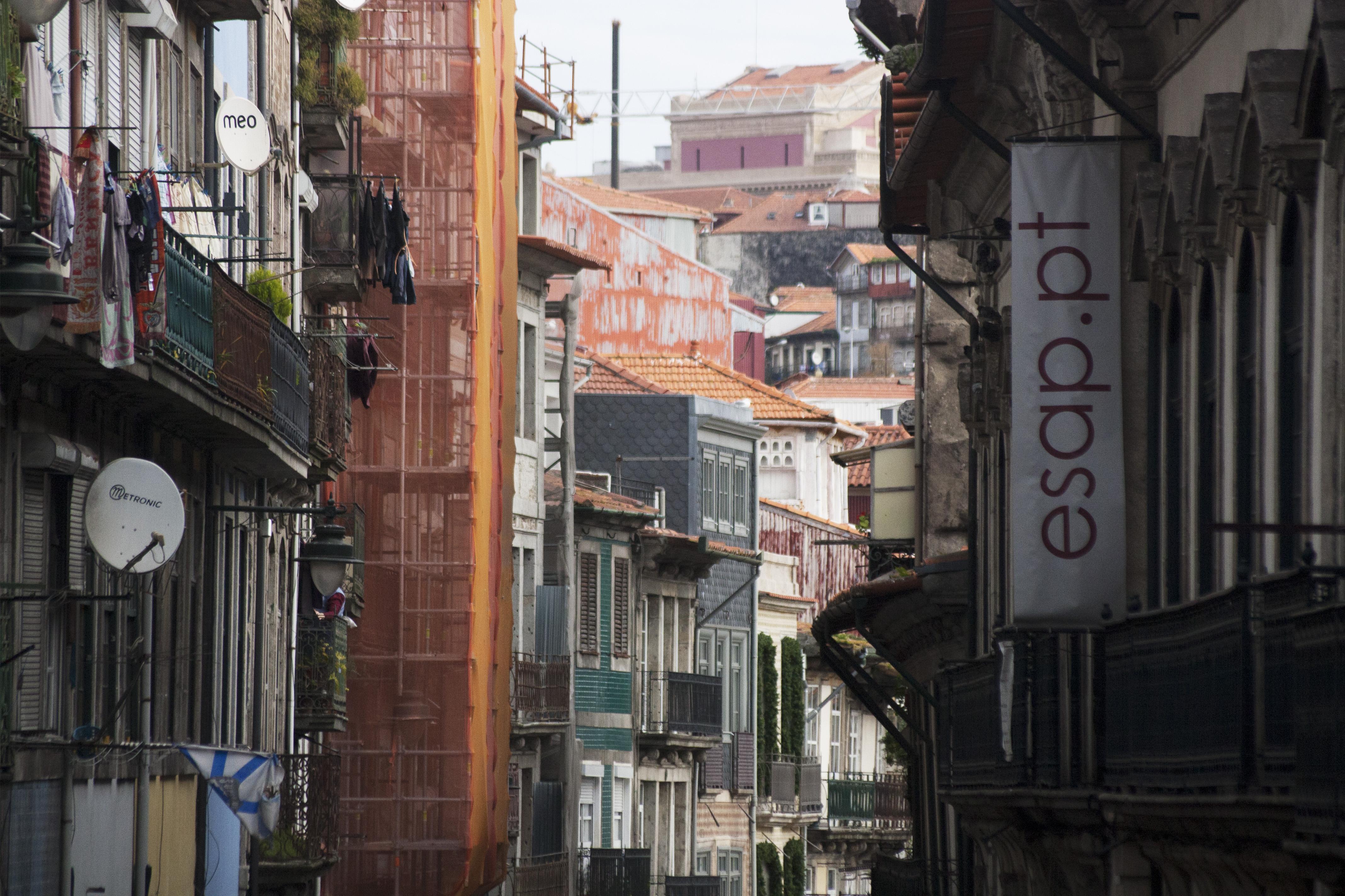 Porto - stacking