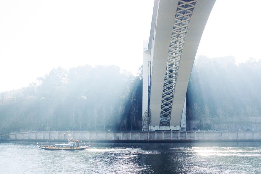 Porto - sunrays