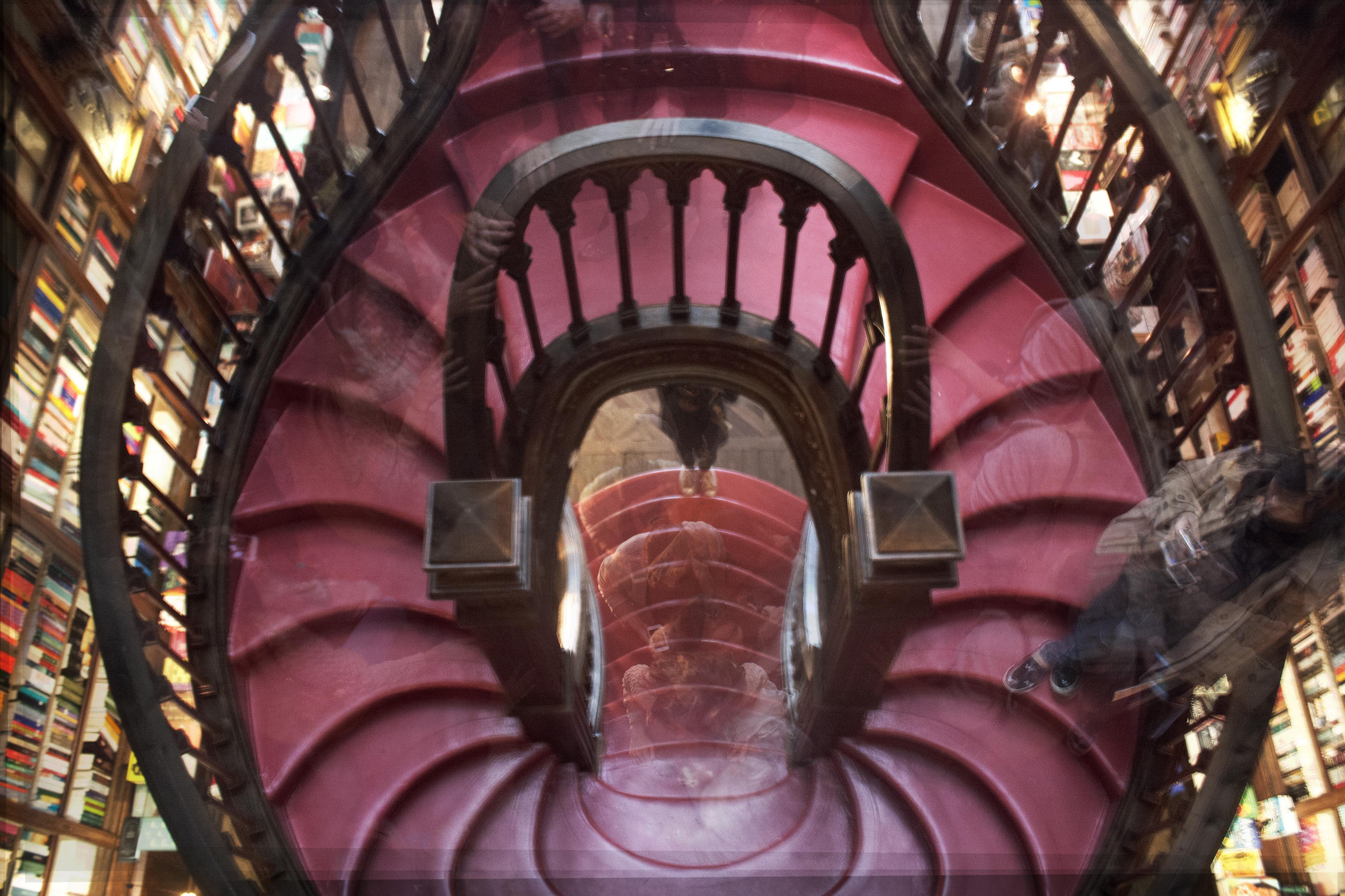 Porto - upstairs