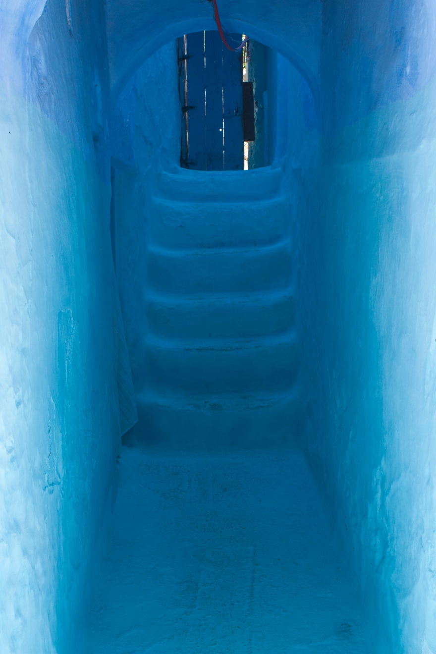 chefchaouen pool
