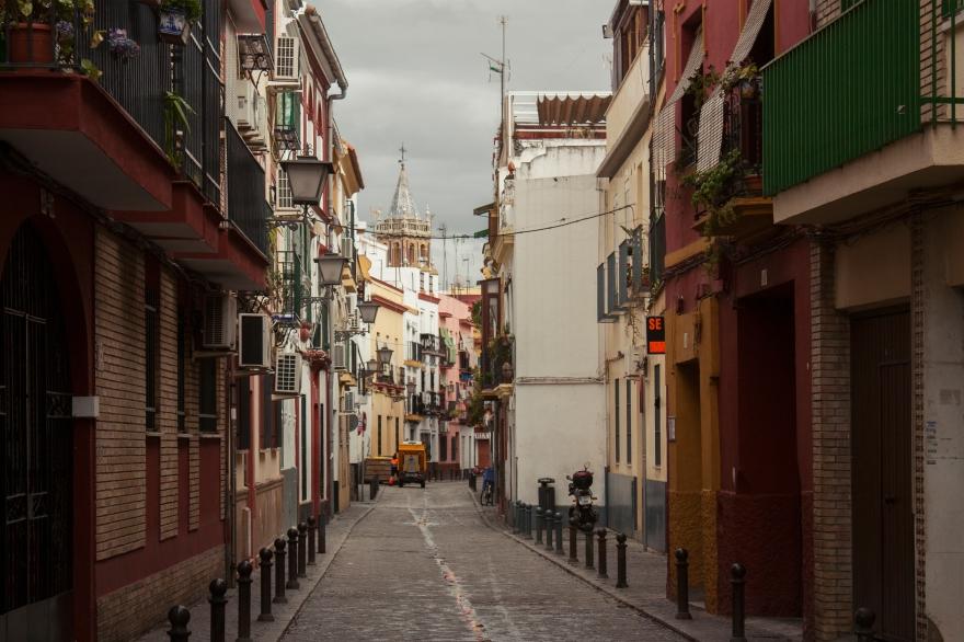 Sevilla - street