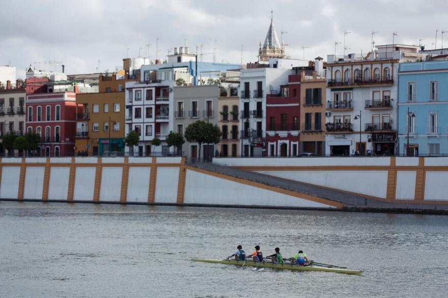 Seville - aviron