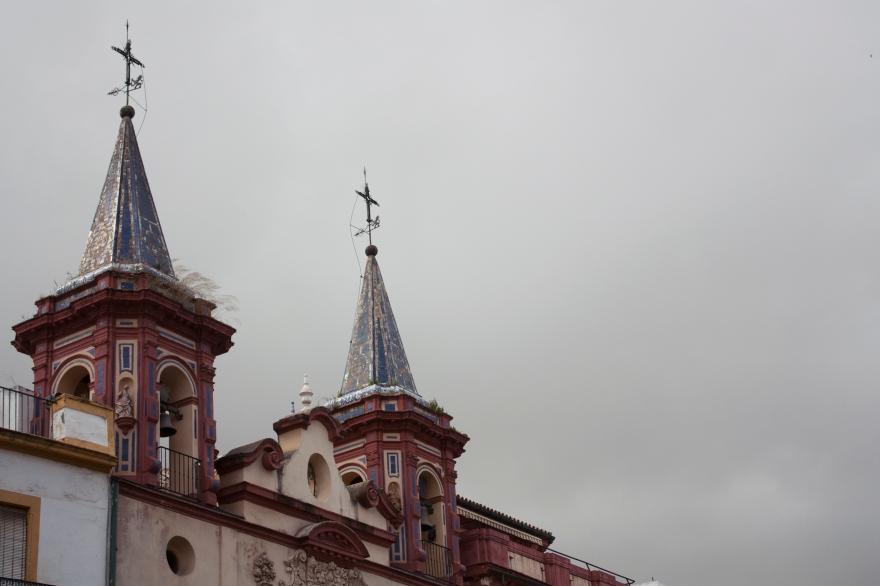 Seville - clocher