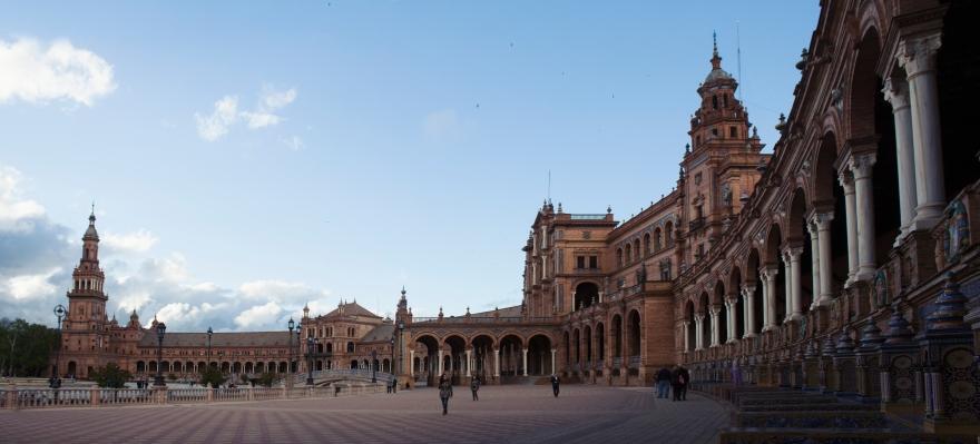 Seville - Plaza de Espana
