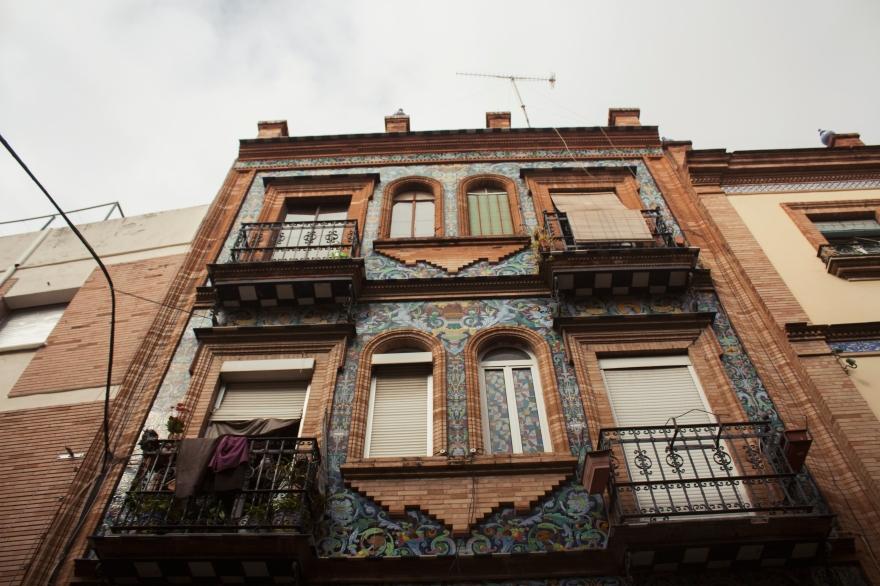 Seville - textures