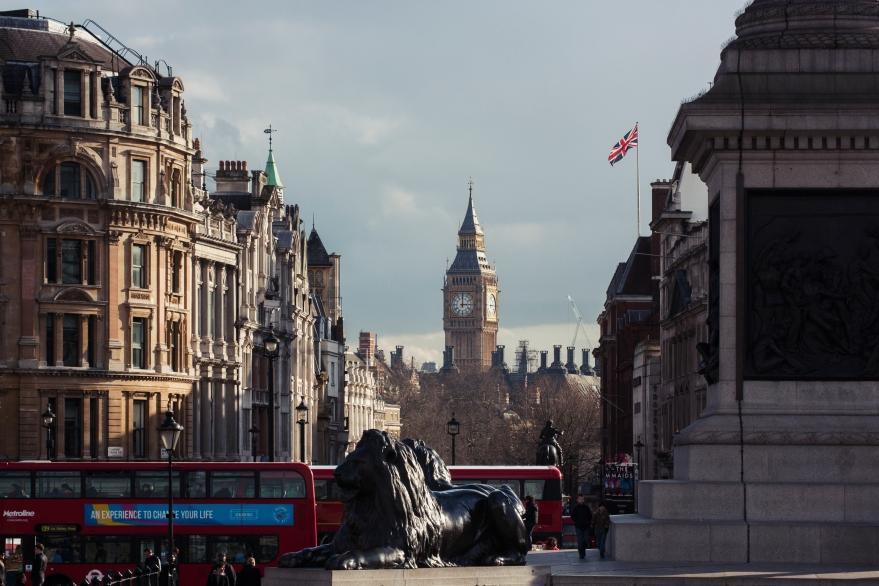 london - cliche