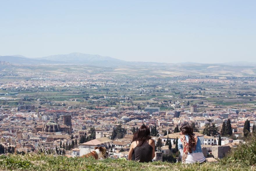 Granada - fading view