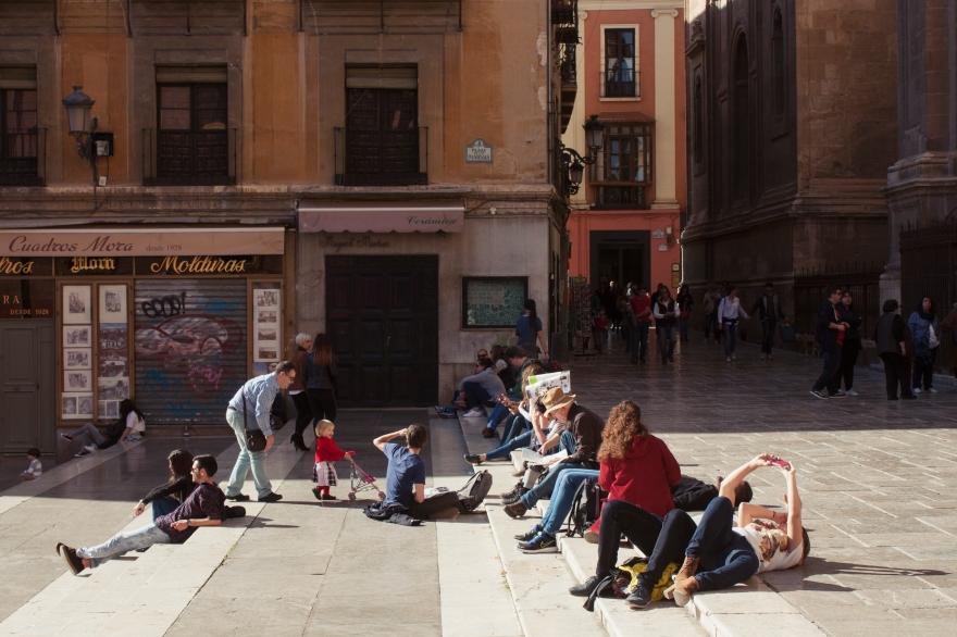 Granada - living city