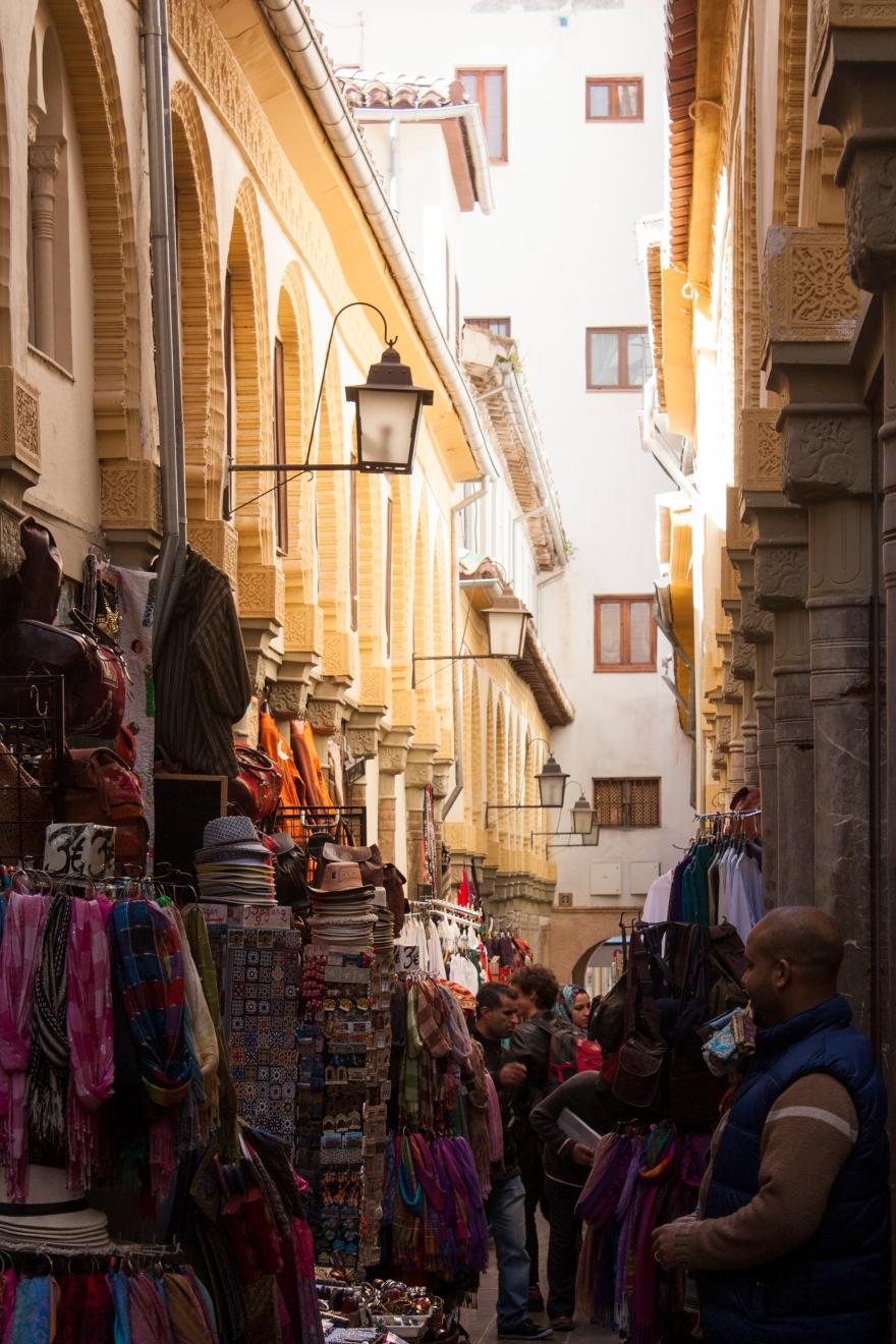 Granada - market