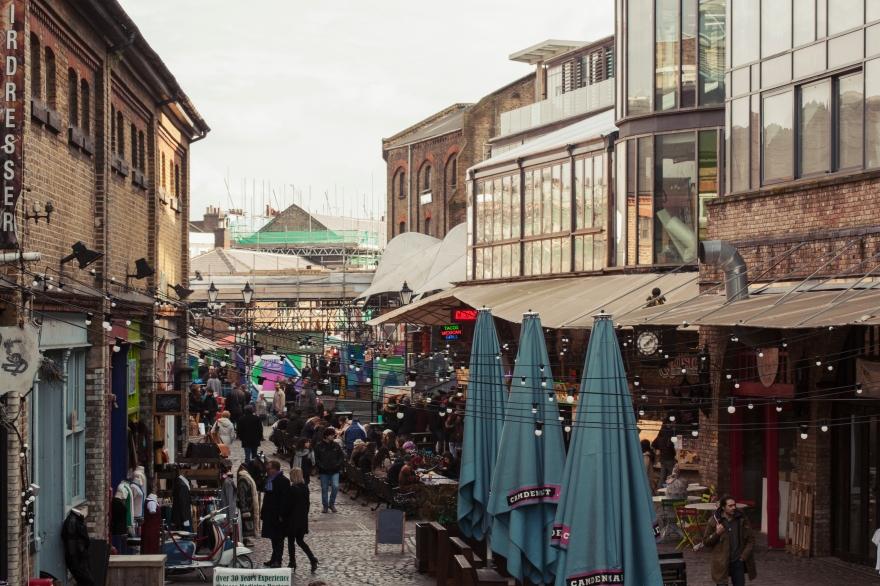 London - market