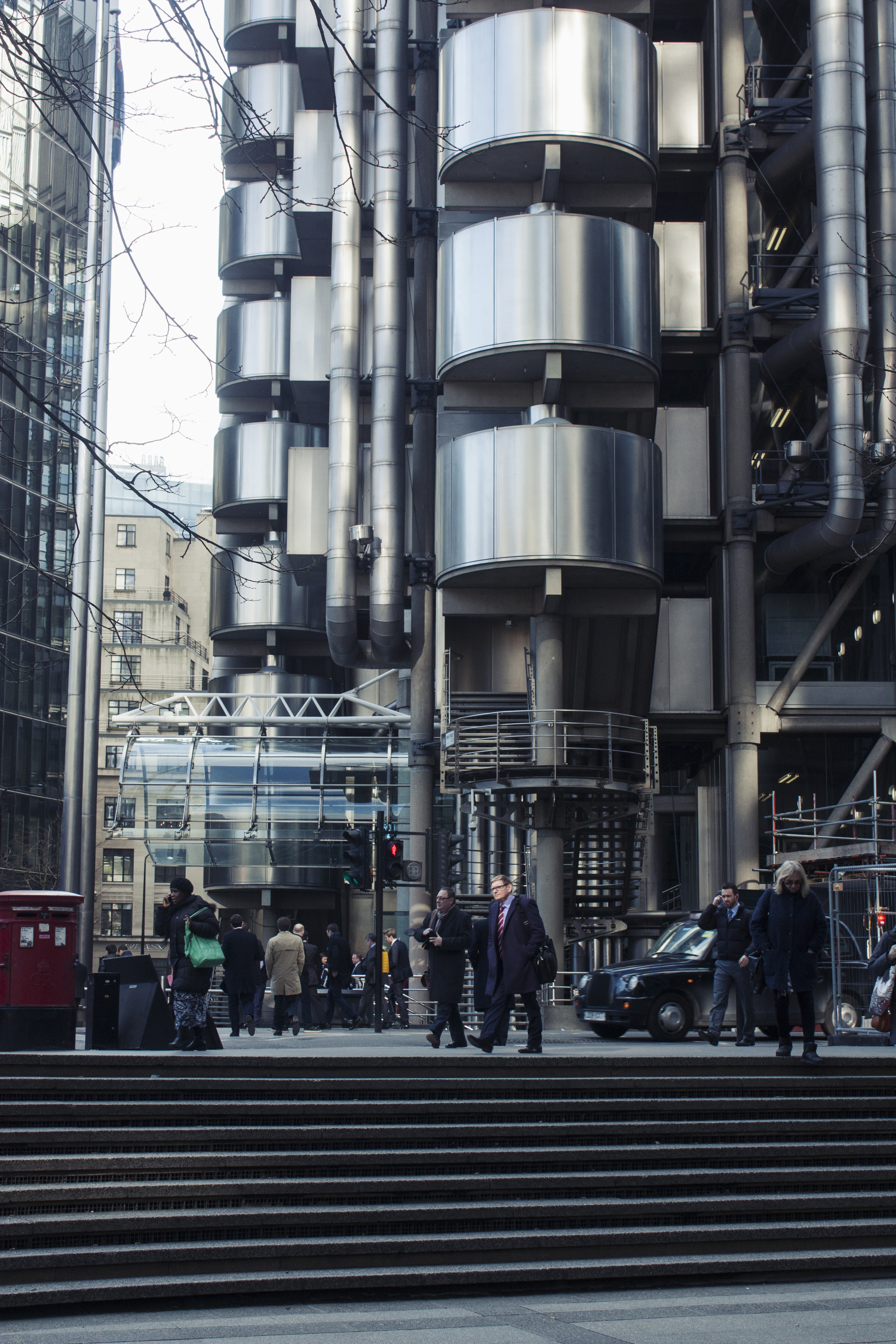 London - Steel