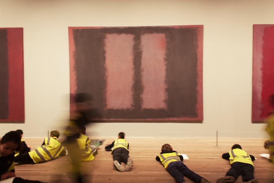 London - Rothko