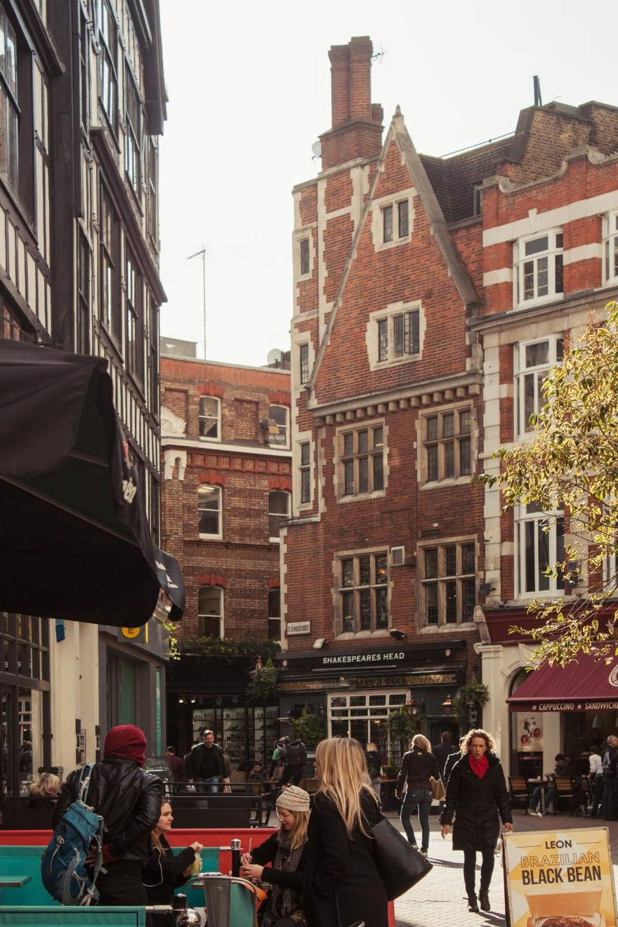 London - Soho