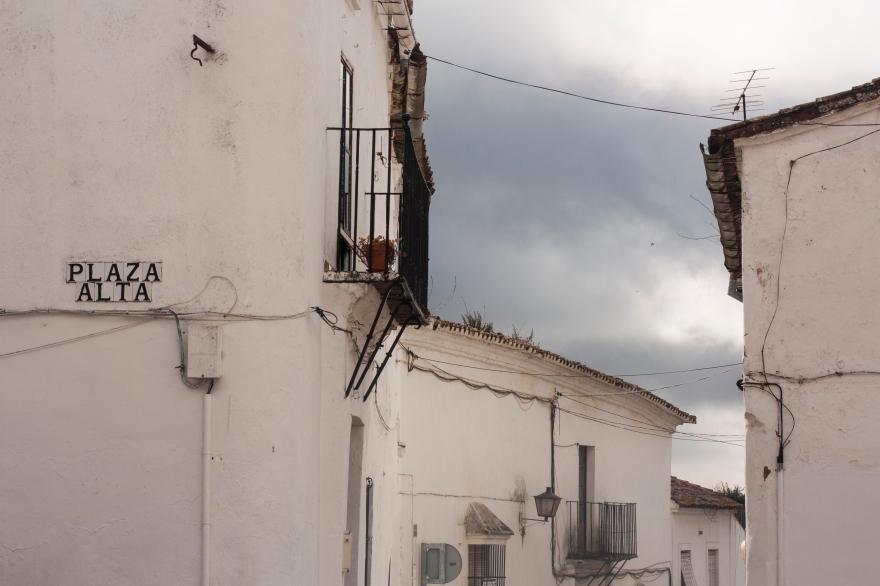 Aracena Alta