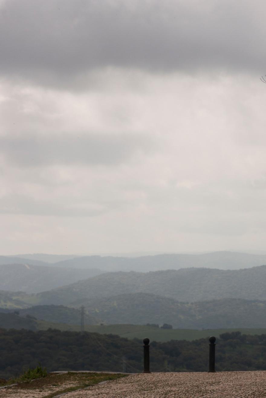 Aracena Landscape