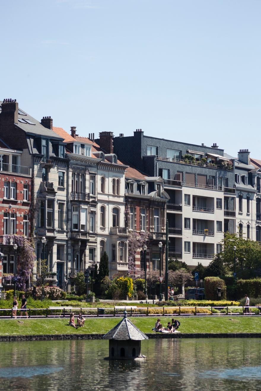 Bruxelles belle rue