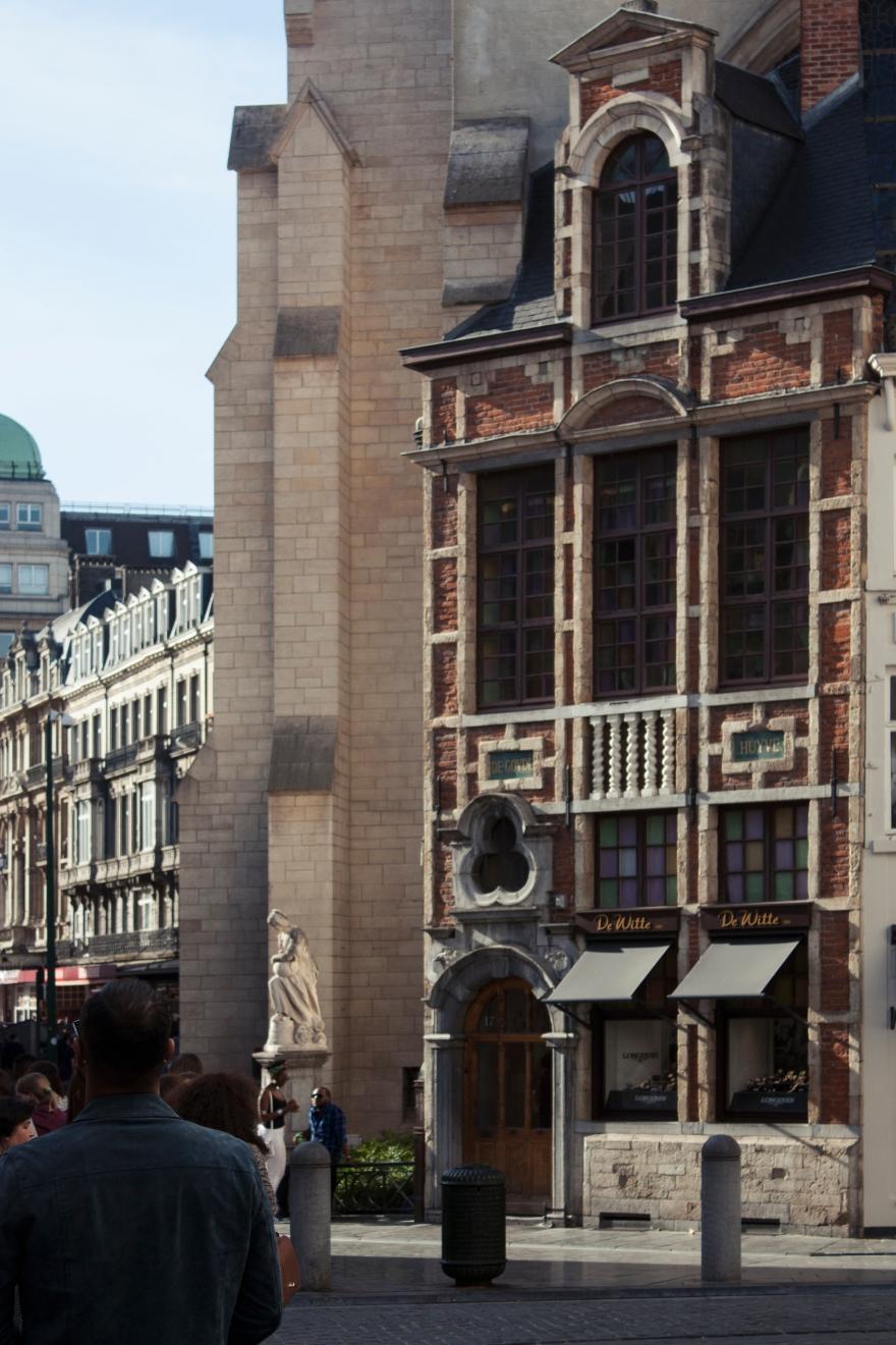 Bruxelles petite maison