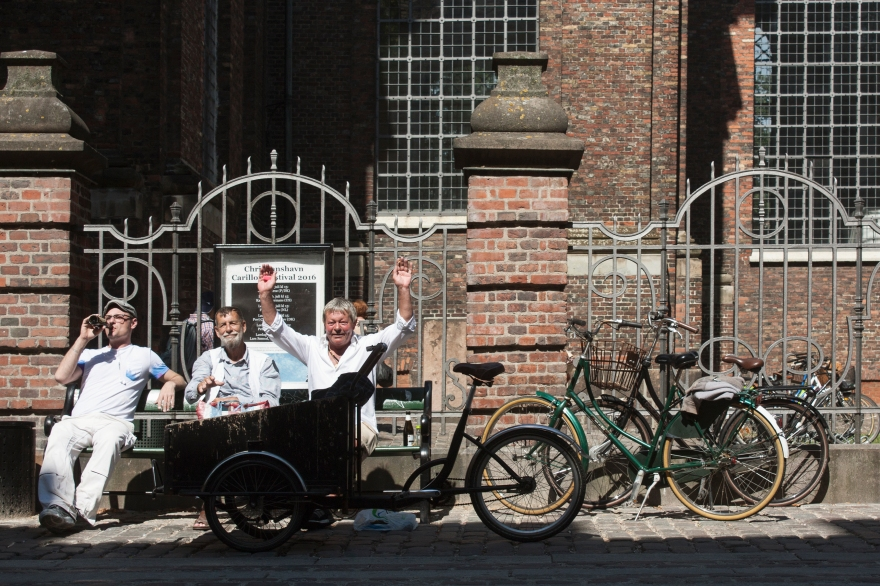 Copenhagen 3 guys