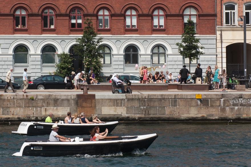 Copenhagen celebration