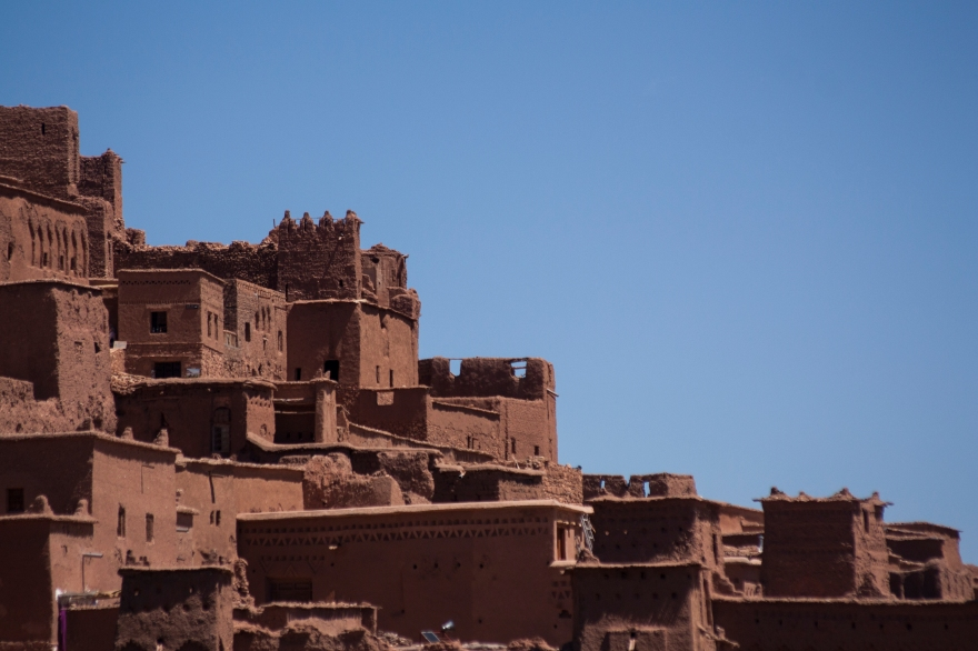 Maroc sand castles