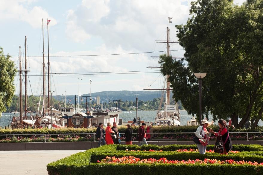 Oslo - boats