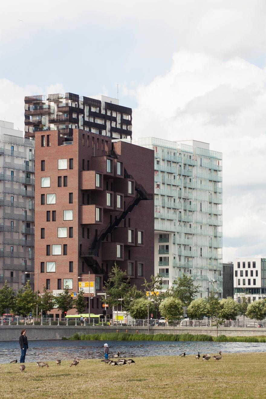 Oslo - brick