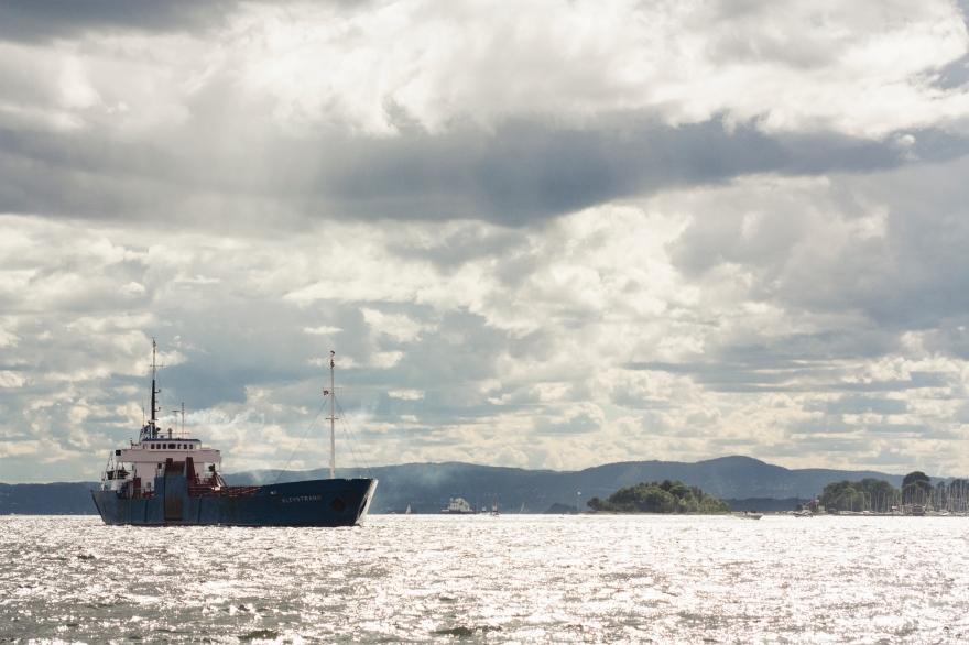 Oslo - eau lumineuse
