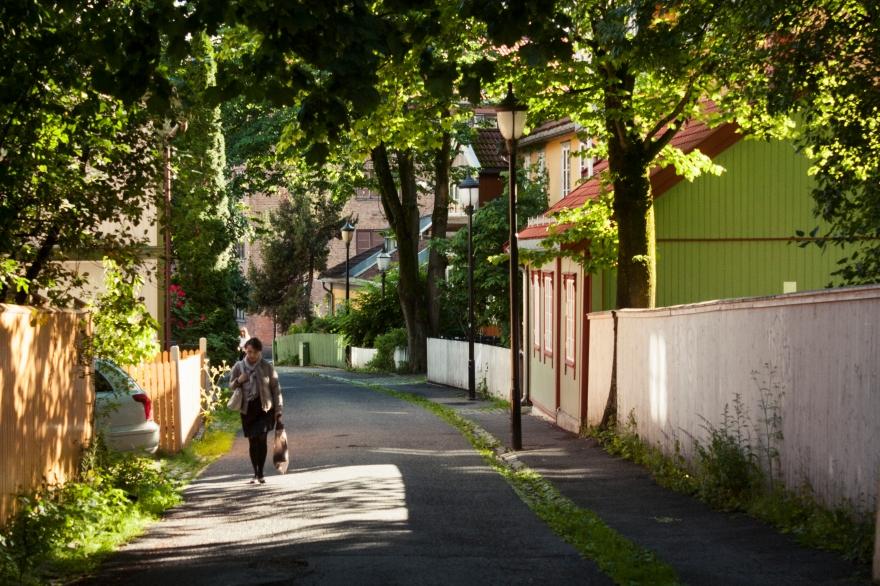 Oslo - vernacular
