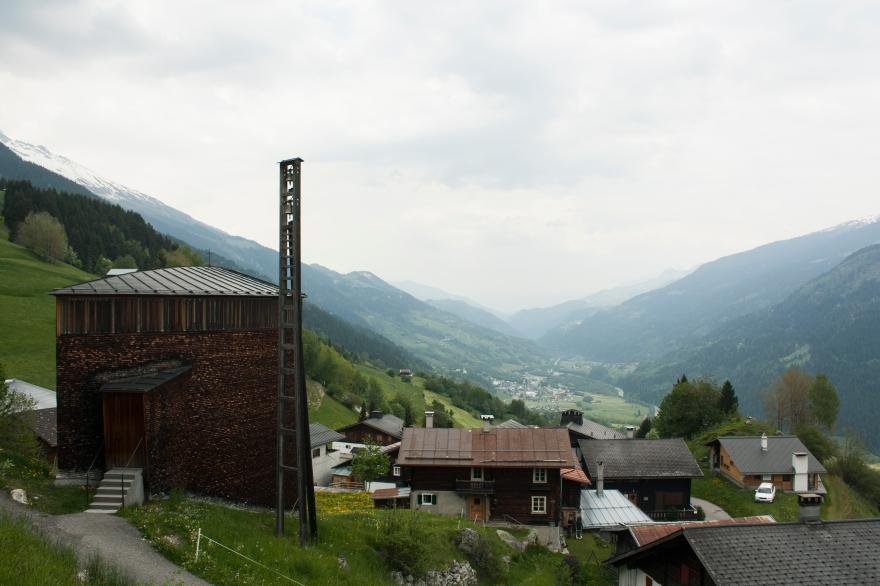 Suisse haut perché
